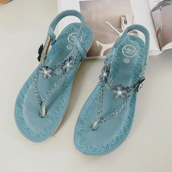Sandaal Imke blauw