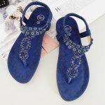 Sandaal Abby blauw