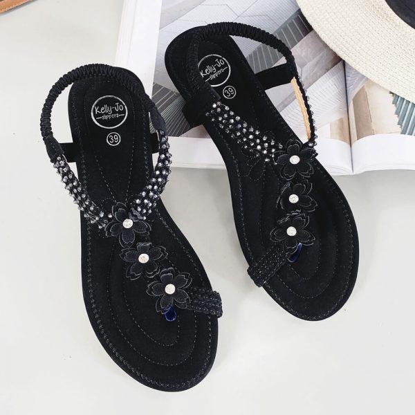 Sandaal Patty zwart