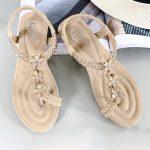 Sandaal Patty beige