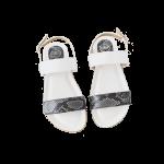 Sandaal 3 wit
