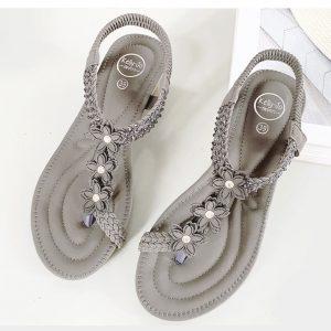 Sandaal Patty grijs