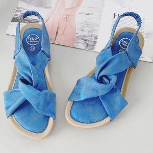 Sandaal Dagmar blauw