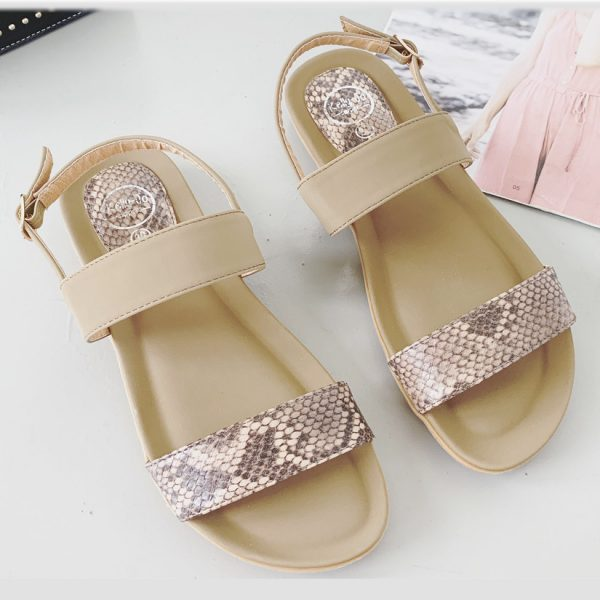 Sandaal Aimy beige